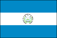 דגל אל סלבדור