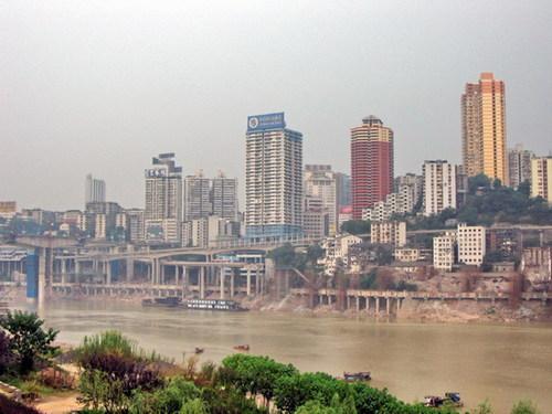 מידע למטייל בצ'ונגצ'ינג