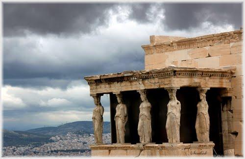 מידע למטייל באתונה