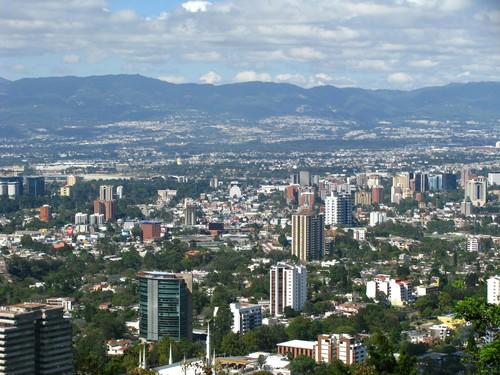 מידע למטייל בגוואטמלה סיטי