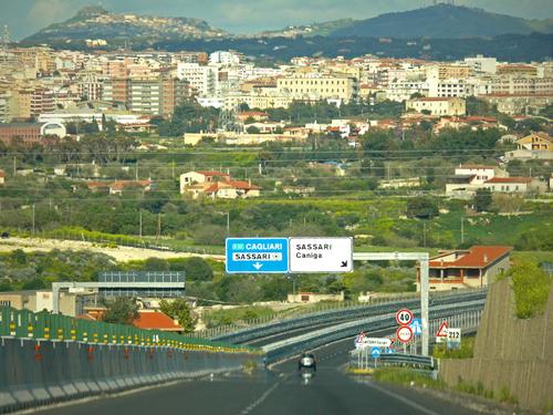 מידע למטייל בסרדיניה