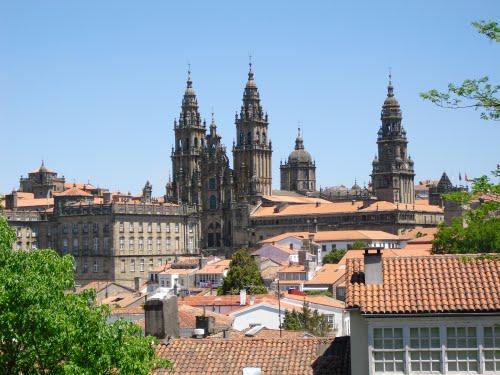 תמונה  1מסנטיאגו דה קומפוסטלה