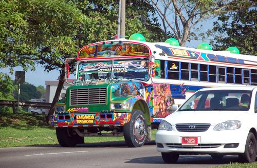 מידע למטייל בפנמה סיטי
