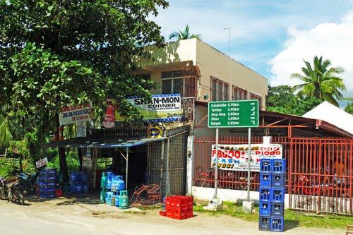 מידע למטייל בהאי באנטאיאן