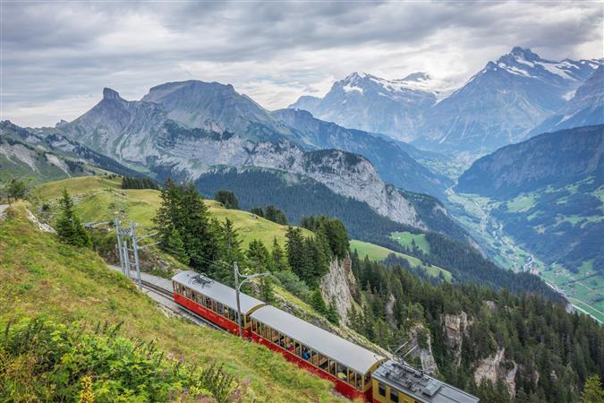 כרטיסי הנחה לרכבות בשווייץ