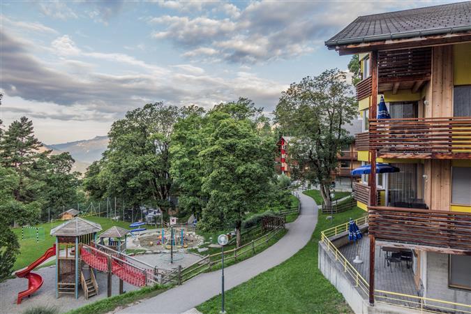 כפרי הנופש של Reka בשווייץ
