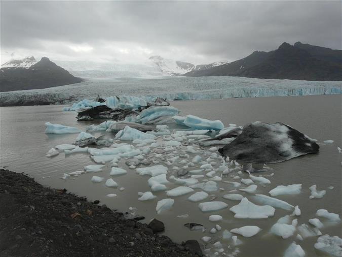לגונת הקרחונים באיסלנד