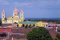 ניקרגואה - טיול ים והרים