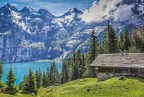 טיול קיץ בשווייץ