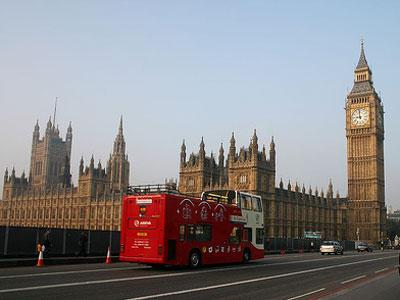 אטרקציות בלונדון