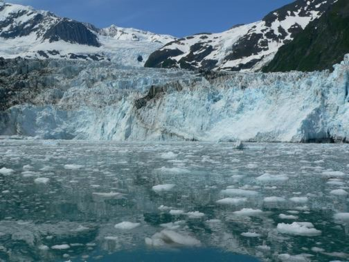 הפארק והשמורה הלאומיים גליישר ביי