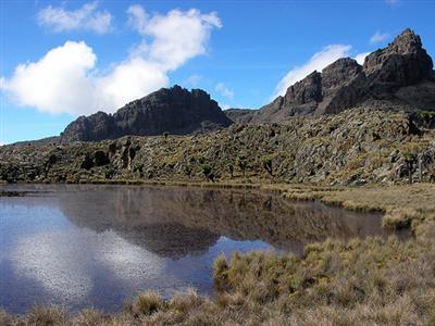 הפארק הלאומי הר קניה