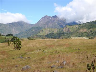 פארק הר הגעש בארו
