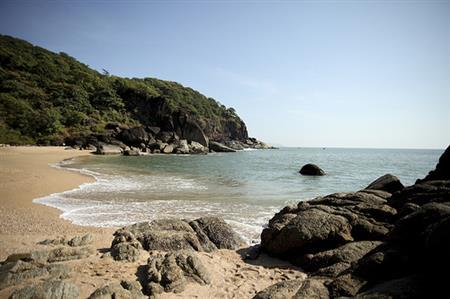 חופים בדרום גואה
