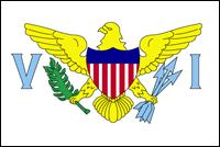 דגל איי הבתולה האמריקאיים
