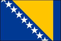 דגל בוסניה הרצגובינה