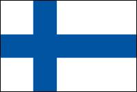 דגל פינלנד