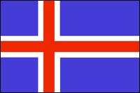 דגל איסלנד