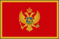 דגל מונטנגרו