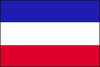 דגל סרביה