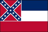 """דגל ארה""""ב - מיסיסיפי"""