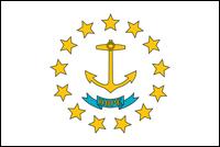 """דגל ארה""""ב - רוד איילנד"""