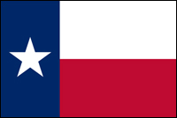 "דגל ארה""ב - טקסס"