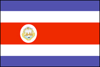 דגל קוסטה ריקה