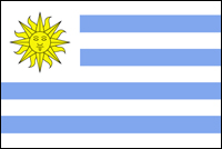 דגל אורוגוואי