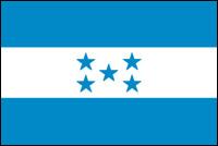 דגל הונדורס