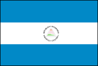דגל ניקרגואה