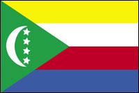 דגל קומורו
