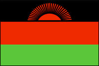 דגל מלאווי