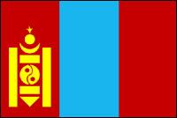 דגל מונגוליה
