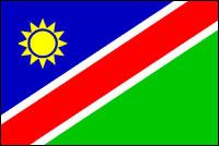 דגל נמיביה