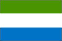 דגל סיירה לאון