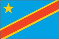 דגל קונגו הדמוקרטית