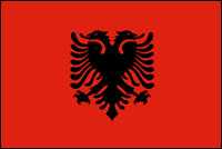 דגל אלבניה