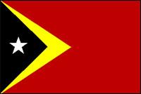 דגל מזרח טימור