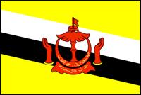 דגל ברוניי דארוסלאם