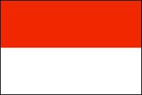 דגל אינדונזיה