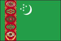 דגל טורקמניסטן
