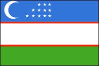 דגל אוזבקיסטן