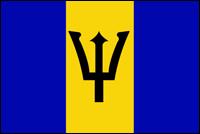 דגל ברבדוס
