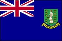 דגל איי הבתולה הבריטיים