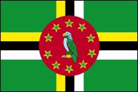 דגל דומיניקה