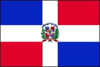 דגל הרפובליקה הדומיניקנית