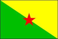 דגל גיאנה הצרפתית