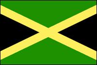 דגל ג'מייקה
