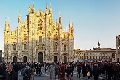 חבילות ספורט למילאנו